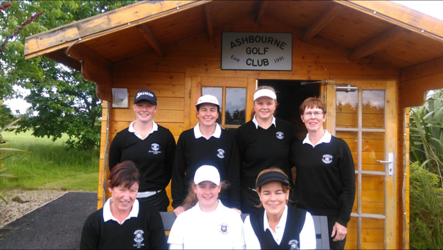 Ladies Senior Foursomes