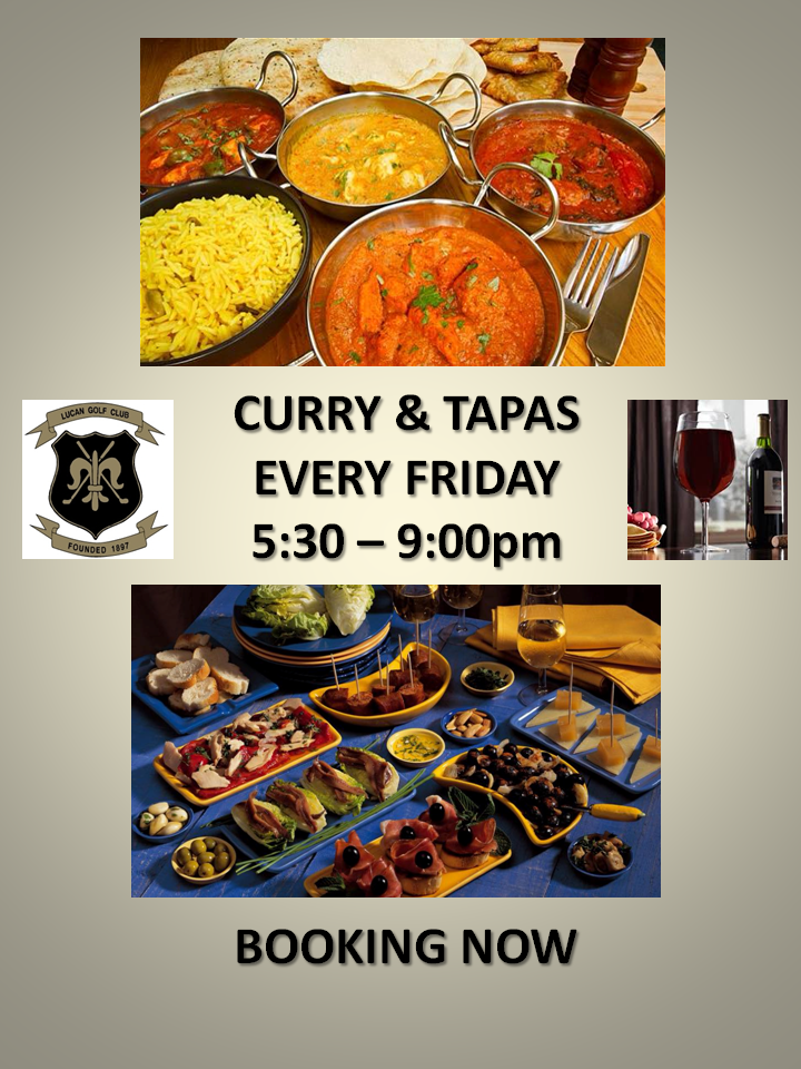 Curry & Tapas